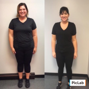 Sam lost 41.6 lbs, 20.5 inches & 10% Body Fat