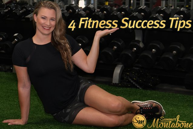 4 Fitness Success Tips Article