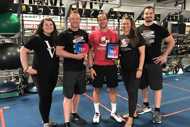 Summer's Fitness Named BEST OF CANTON - LOCAL BUSINESS